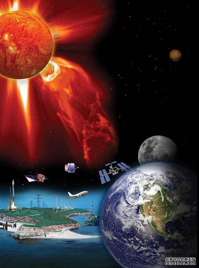 提出火星计划后,奥巴马又操心起了太空天气